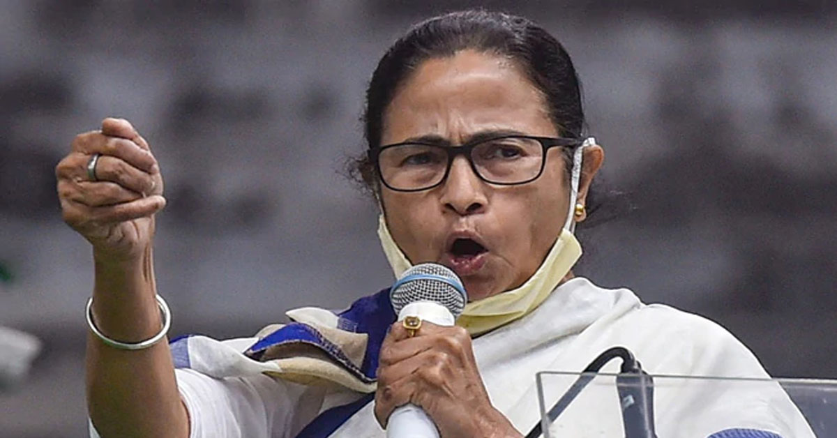 ममता बनर्जी की 'मां किचन' : पश्चिम बंगाल चुनाव से पहले सिर्फ 5 रुपये की 'थाली', BJP गुस्साई