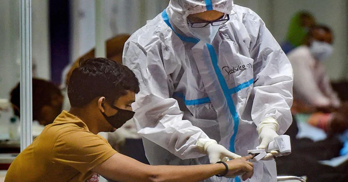 भारत में कोरोनावायरस के कुल केस 90 लाख पार  पिछले 24 घंटे में दर्ज हुए 45 882 केस  584 की मौत