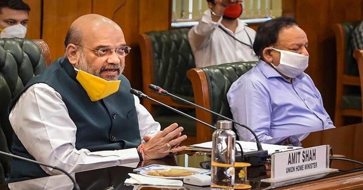 दिल्ली में बढ़ते कोरोना संक्रमण पर अमित शाह ने बुलाई आपात बैठक, CM केजरीवाल भी होंगे शामिल