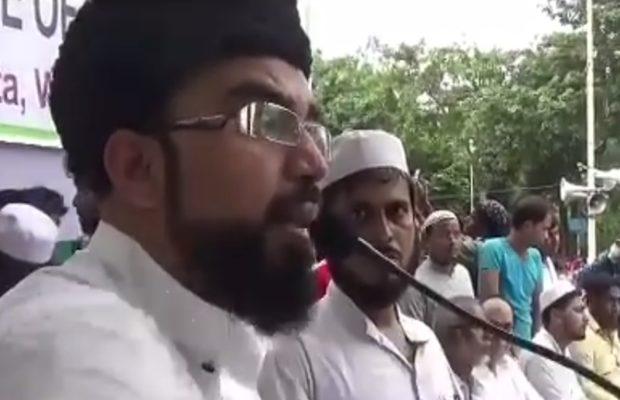 हम 72 भी लाखों को मार दें, कोई मां का औलाद नहीं जो मुसलमानों को बंगाल से निकाल सके- मौलाना वारसी