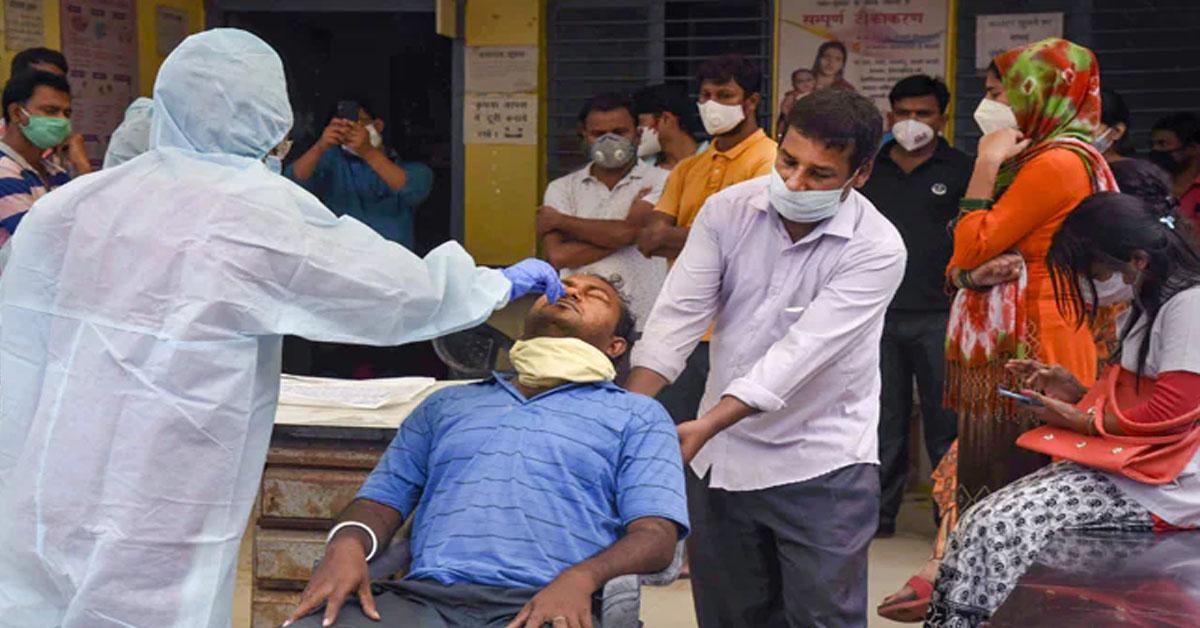 भारत में पिछले 24 घंटे में 132 दिन बाद सबसे कम, 29,689 नए कोविड-19 केस