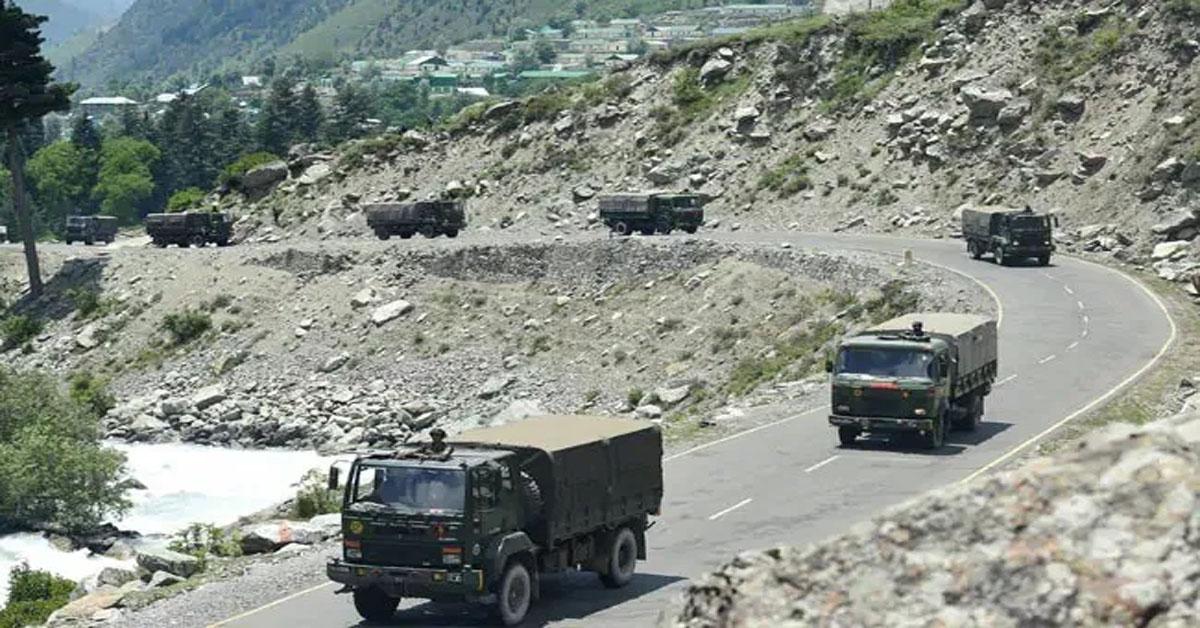 लद्दाख तनाव पर आज भारत और चीन के बीच कोर कमांडर स्तर की बातचीत
