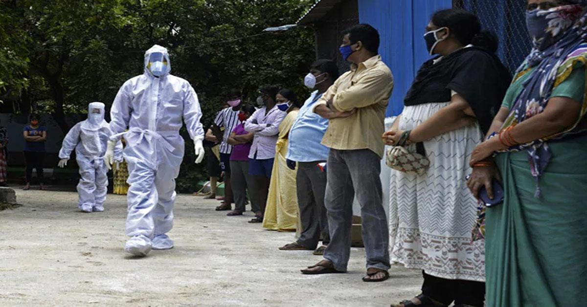 कोरोना वायरस : भारत में मरीजों की संख्या हुई 17,50,723