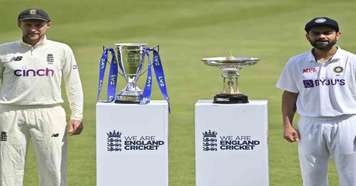पांचवां टेस्ट मैच रद्द
