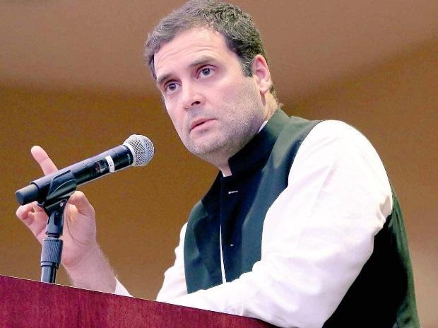 """""""ऑपरेशन 136"""" पर राहुल गांधी का बड़ा बयान"""