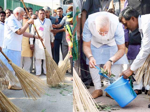 पीएम मोदी ने चिट्ठी लिखकर 'स्वच्छता ही सेवा' अभियान के लिए 'सेलिब्रिटीज' से मांगा समर्थन