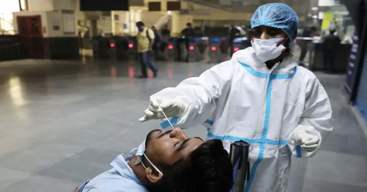 कोरोना वायरस: पिछले 24 घंटों में 44,684 नए मामले, कुल संक्रमित 87.73 लाख