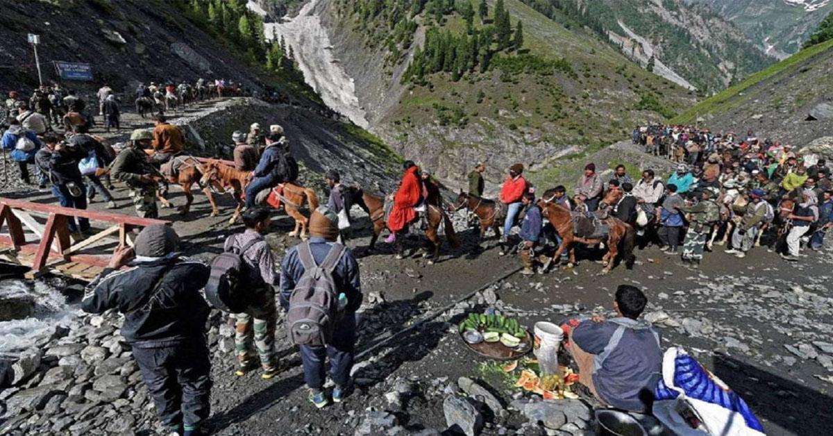 भारतीय सेना के अधिकारी का खुलासा, आतंकियों के निशाने पर अमरनाथ यात्रा