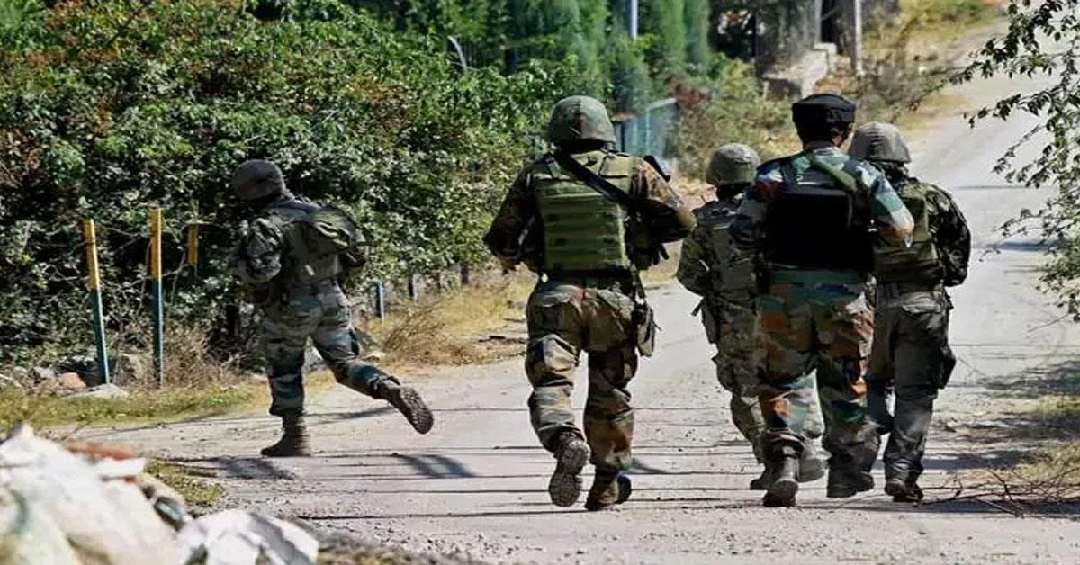 जम्मू-कश्मीर : अनंतनाग में 1 आतंकी ढेर, सुरक्षाबलों का सर्च ऑपरेशन जारी