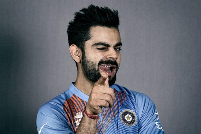 सोशल मीडिया पर सबसे ज्यादा फॉलो किए जाने वाले दूसरे भारतीय बने कोहली