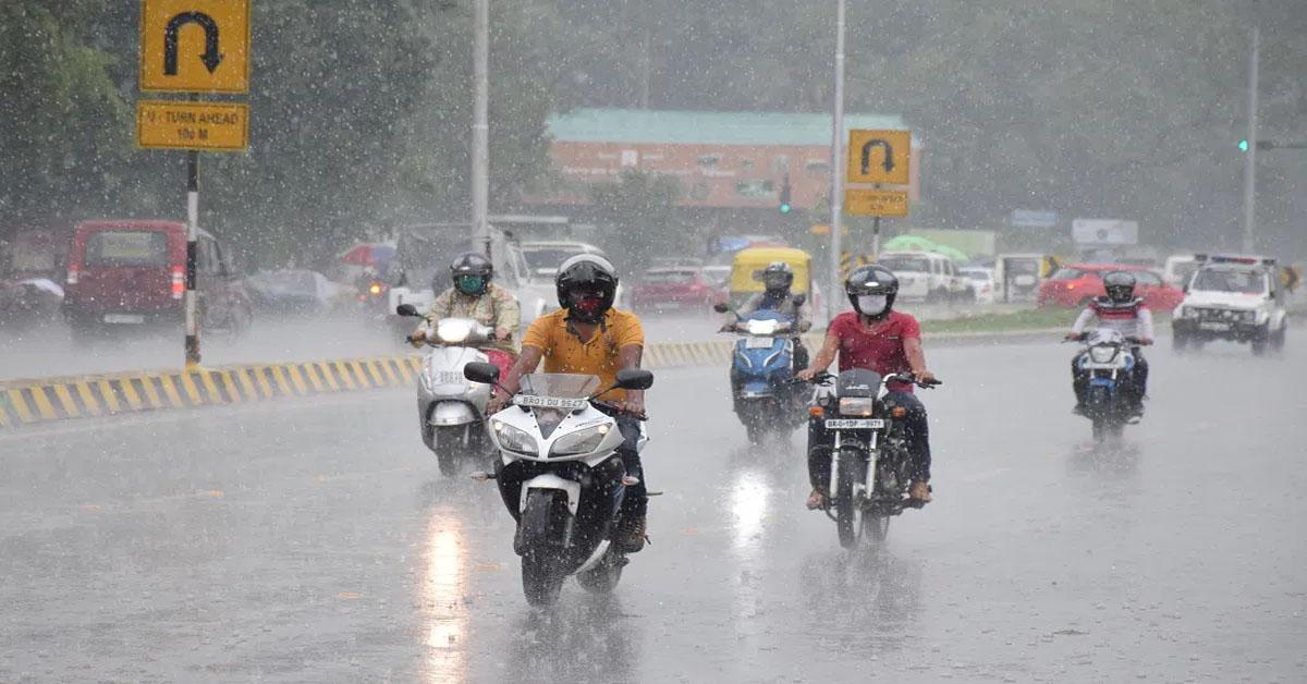 बिहार के अधिकतर जिलों में भारी बारिश के आसार, वज्रपात को लेकर भी अलर्ट जारी