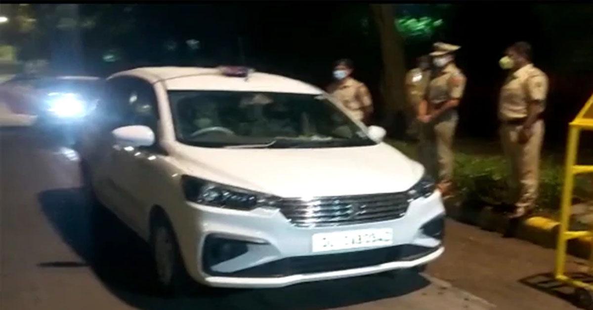 दिल्ली CRPF के सब इंस्पेक्टर ने पहले इंस्पेक्टर को मारी गोली, फिर खुद को गोली से उड़ाया
