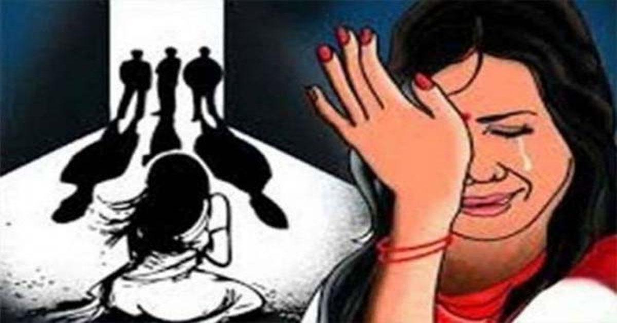 बिहार : बक्सर में महिला के साथ गैंगरेप, विरोध करने पर बच्चे के साथ बांधकर नहर में फेंका, मासूम की मौत