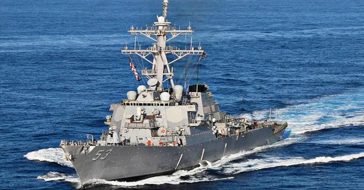भारत से अनुमति लिए बिना अमेरिकी नौसेना ने लक्षद्वीप के निकट किए फ्रीडम ऑपरेशन
