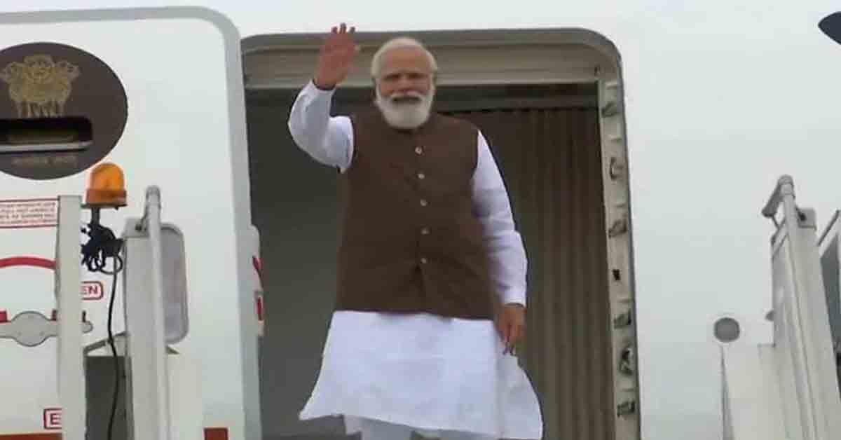 भारत-अमेरिका साझेदारी और अन्यत मुद्दों पर विचारों का आदान-प्रदान करूंगा :मोदी