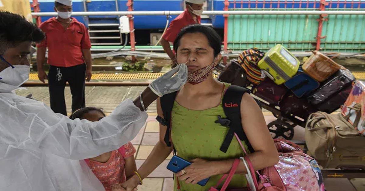 पिछले 24 घंटे में 42,015 नए कोविड-19केस, एक दिन में 3,998 की मौतें दर्ज हुईं महाराष्ट्र का बैकलॉग जुड़ने से