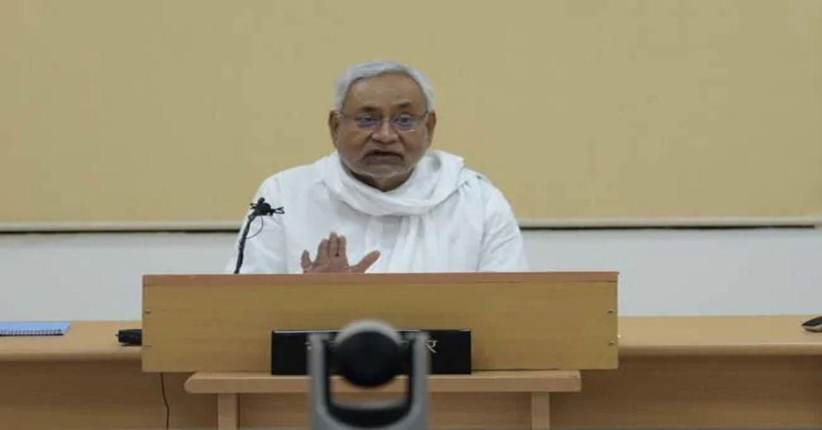 बिहार में कोरोना वायरस: आगबबूला हुए CM नीतीश कुमार,स्वास्थ्य सचिव को हटाने की दी चेतावनी
