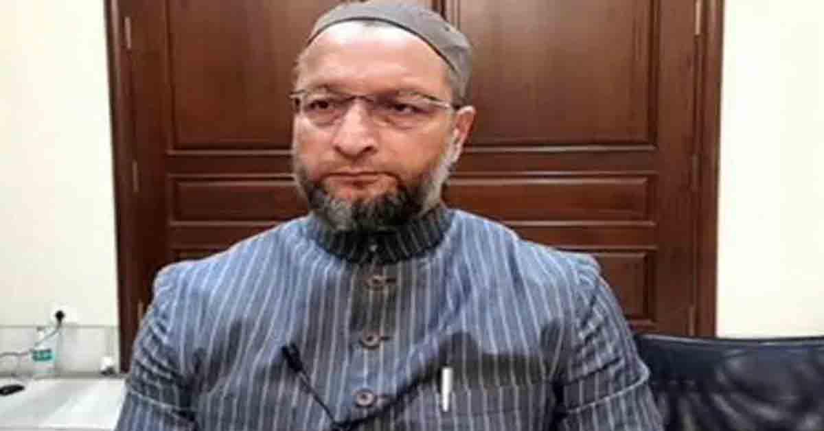 'असदुद्दीन ओवैसी ने भड़काऊ साम्प्रदायिक बयान दिए, PM पर भी की अभद्र टिप्पणी' : यूपी पुलिस