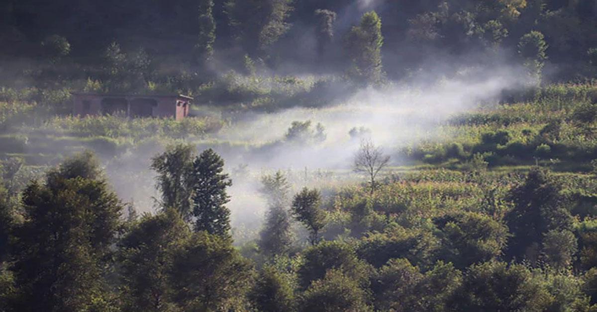 पाकिस्तान ने जम्मू-कश्मीर में नियंत्रण रेखा से लगे तीन सेक्टरों में संघर्ष विराम का उल्लंघन किया