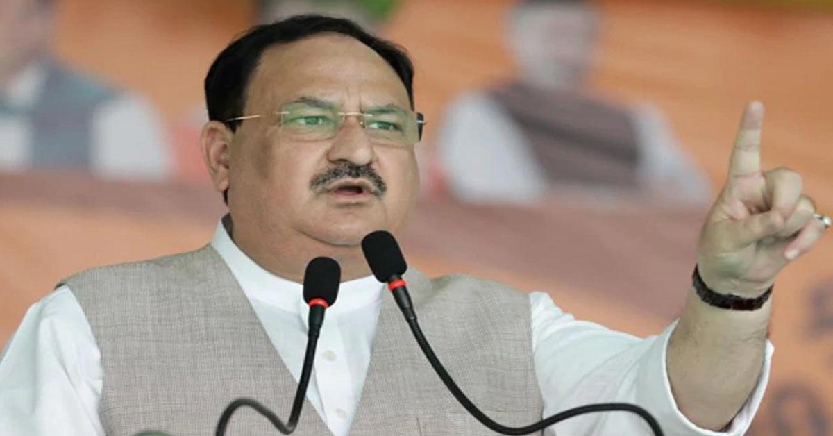 जेपी नड्डा ने विपक्षी नेताओं को उत्तर प्रदेश की भाजपा सरकार के कार्यों का हिसाब देने की खुली चुनौती दी