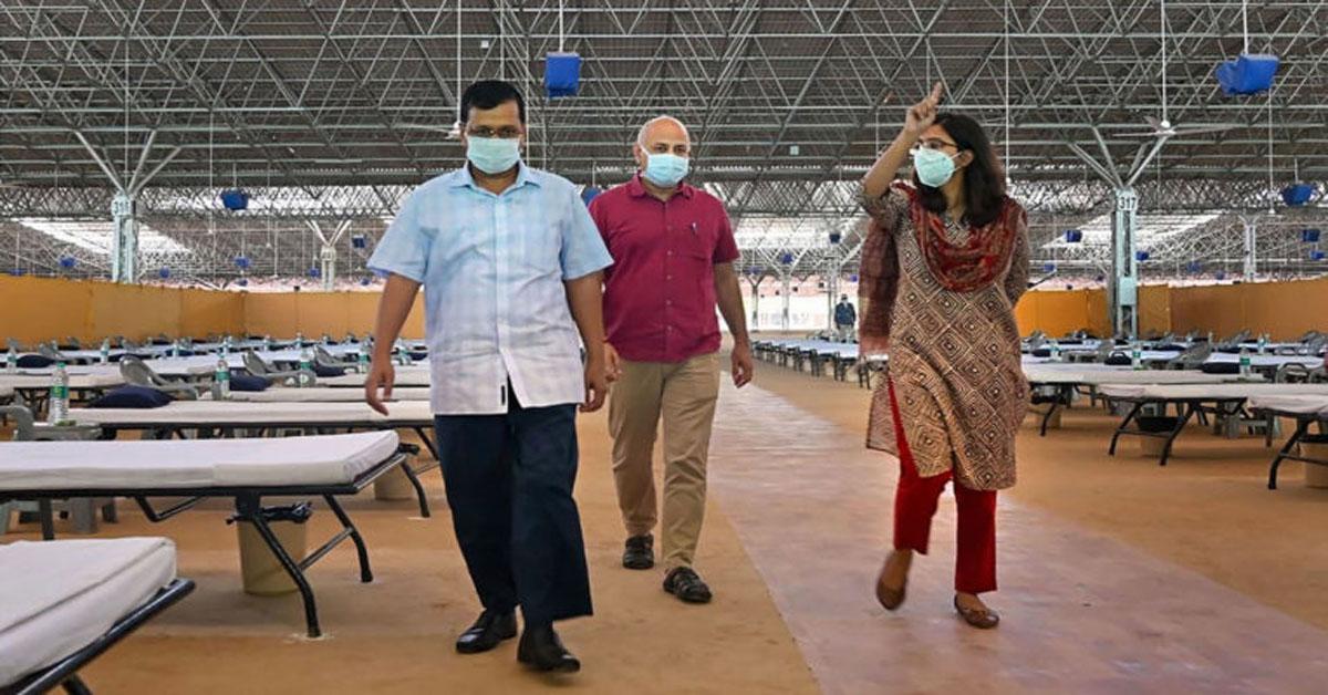 अस्पतालों को खुद ऑक्सीजन सिलेंडर खरीदने की जरूरत नहीं, दिल्ली सरकार खरीद रही है