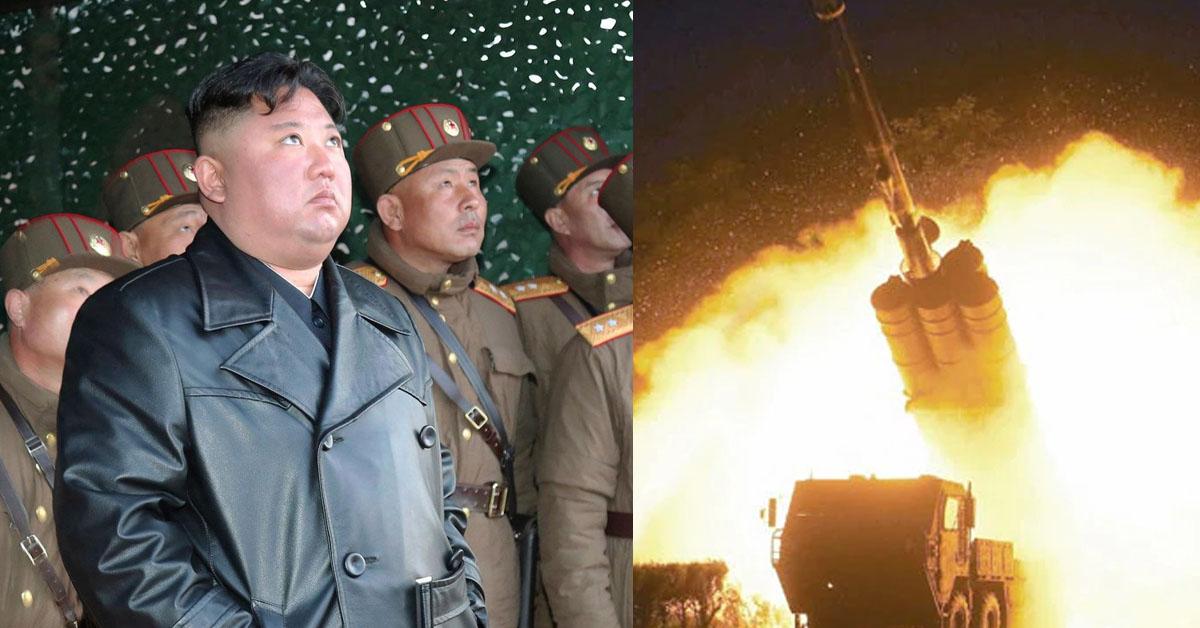 उत्तर कोरिया की लंबी दूरी की क्रूज मिसाइल परीक्षण से सनसनी, US बोला- 'पड़ोसियों के लिए खतरा'