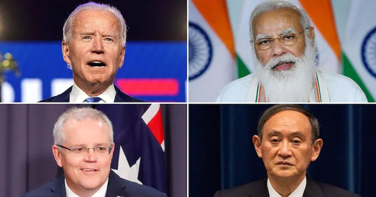 पीएम मोदी क्वॉड सम्मेलन में हिस्सा लेने अमेरिका जाएंगे, चार देशों का मजबूत गठजोड़ है क्वॉड