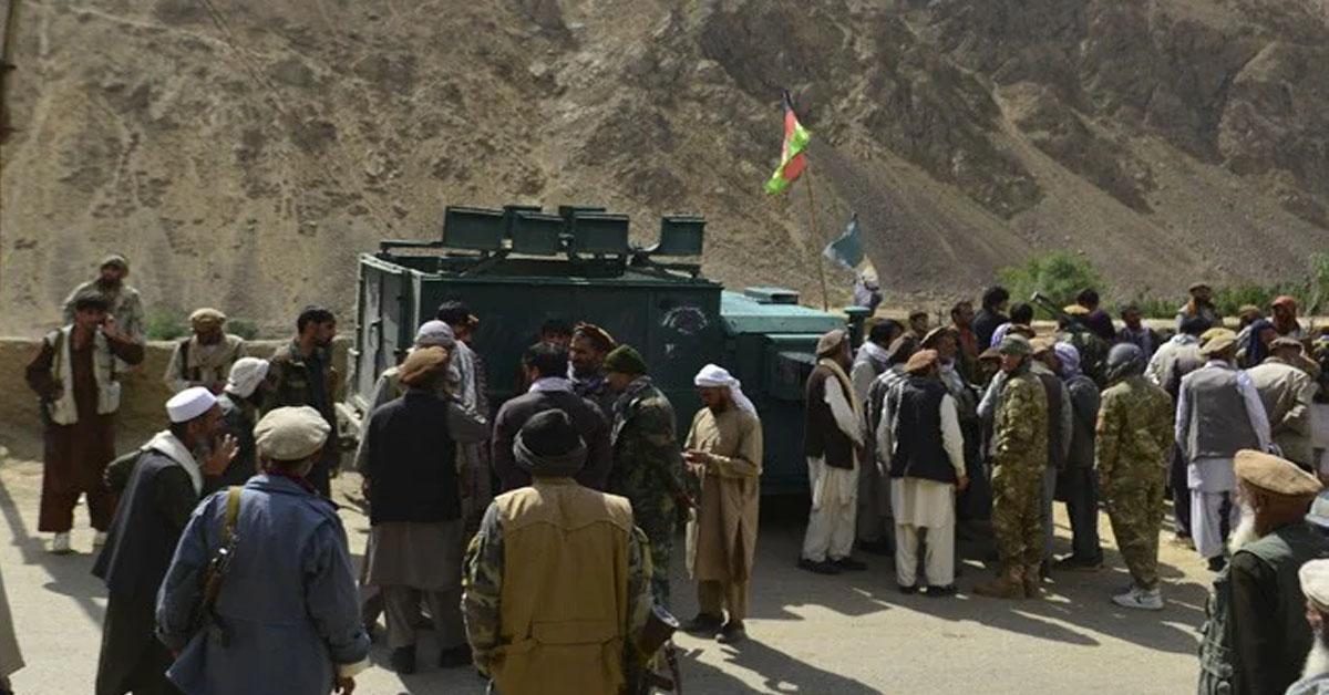 पंजशीर में तालिबान विरोधी ताकतों को मान्यता दे अमेरिका, अमेरिकी सांसदों ने रखी मांग