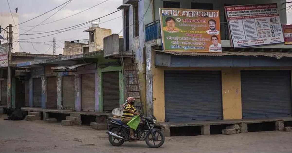 भारत में दो और हफ्ते जारी रहेगा लॉकडाउन