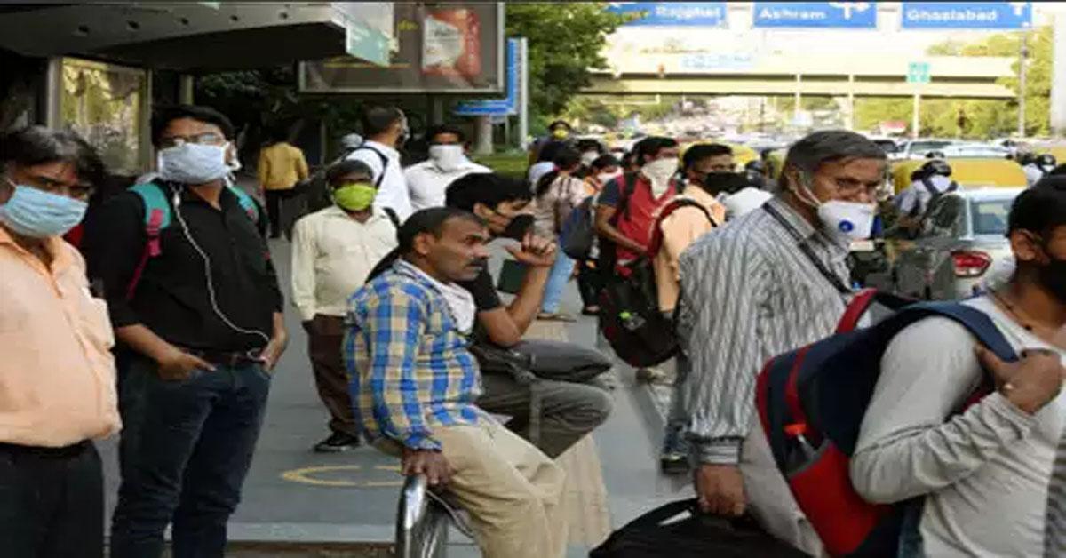 भारत में कोविड-19 के मामलों की संख्या 1,12,359 हुई