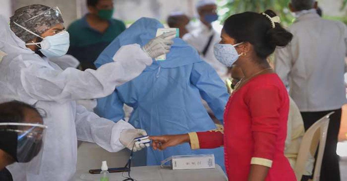 भारत में पिछले 24 घंटों में सामने आए सबसे ज़्यादा 45,720 नए COVID-19 मामले