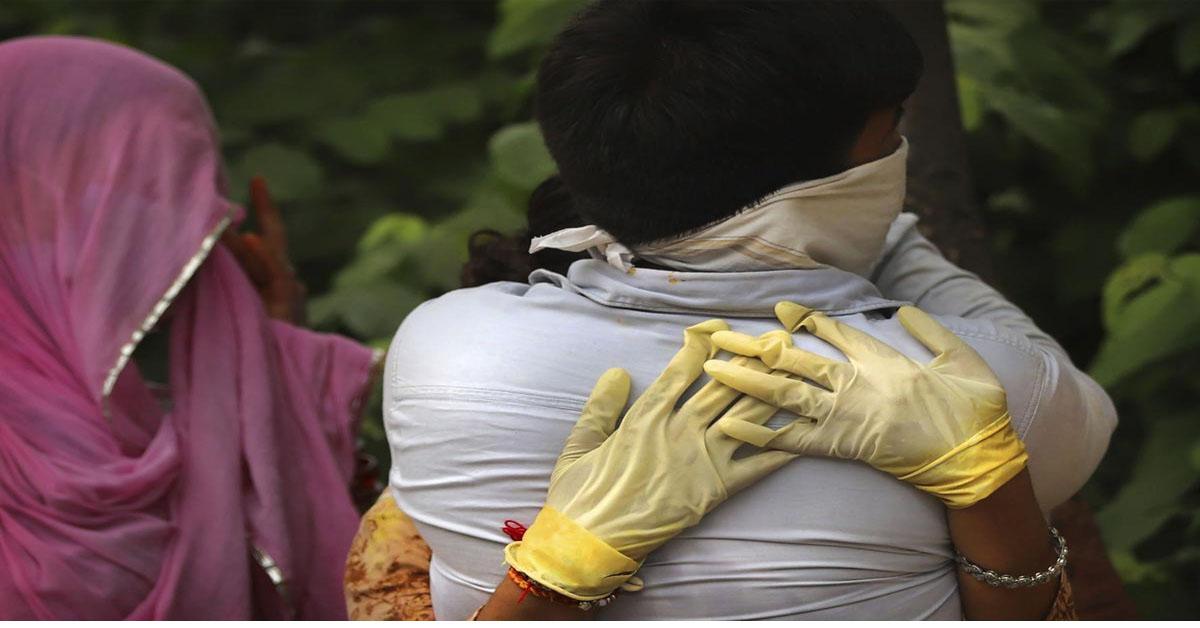 भारत में कोरोना के 24 घंटों में सबसे ज्यादा 22,771 नए मामले