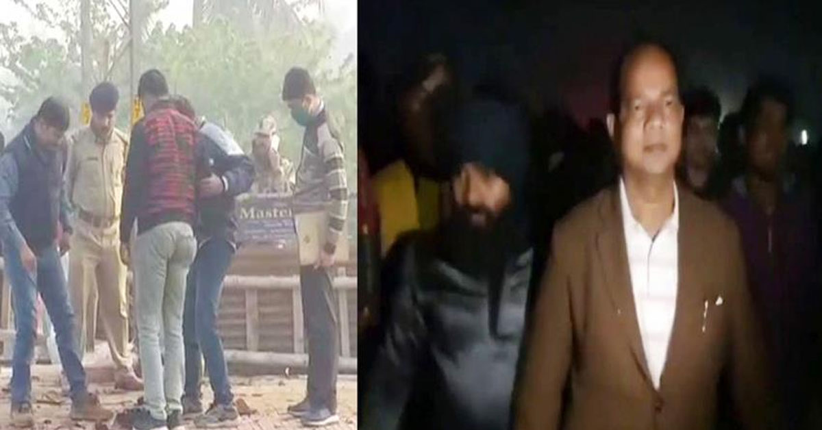 ममता बनर्जी सरकार के मंत्री जाकिर हुसैन पर रेलवे स्टेशन पर हुआ बम से हमला, हाथों-पैरों में आई गंभीर चोटें