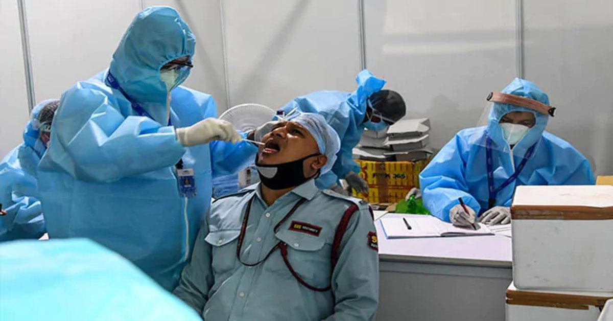 बीते 24 घंटों में कोरोना वायरस के सर्वाधिक 57,118 नए मामले