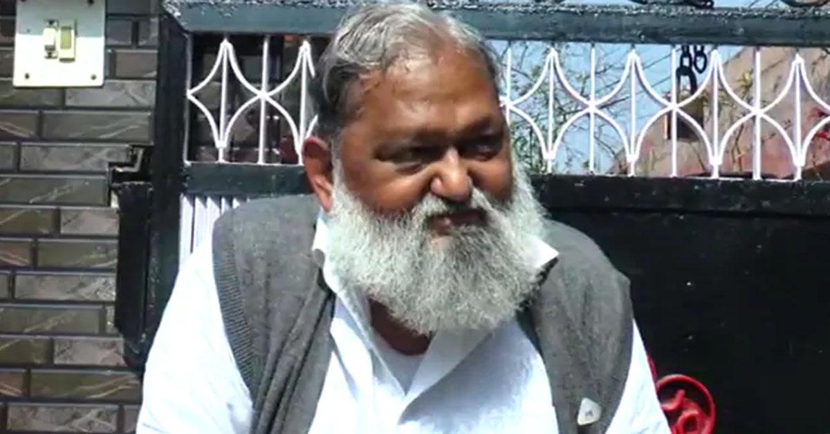 पंजाब Vs हरियाणा: 'किसान आंदोलन को शिफ्ट' करने वाले अमरिंदर के बयान पर बरसे अनिल विज