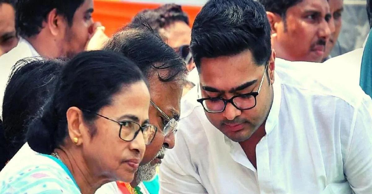 अभिषेक बनर्जी की पत्नी से सीबीआई पूछताछ के बीच CM ममता बनर्जी पहुंचीं भतीजे के घर