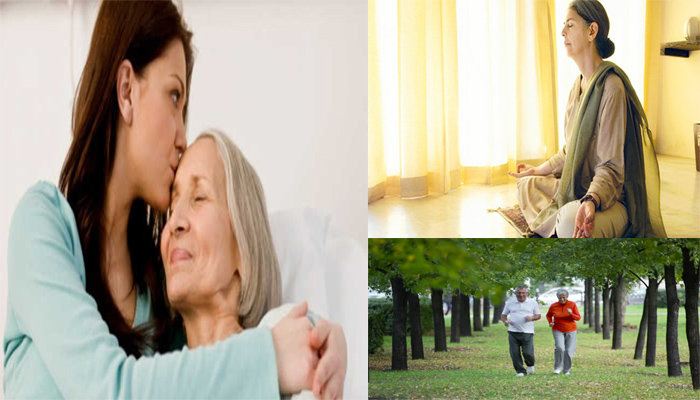बढ़ती उम्र के साथ भी आप रह सकते हैं फिट, अपनाएं ये गुर ..........