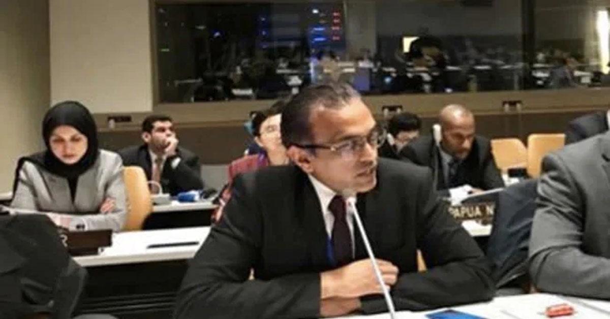 संयुक्त राष्ट्र की ब्यूरोक्रेसी की कमान भारतीय अधिकारी के हाथ में, के. नागराज नायडू को मिली बड़ी जिम्मेदारी