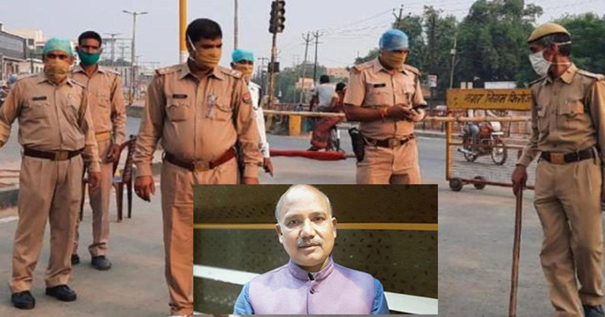 उत्तर प्रदेश : फिरोजाबाद में BJP नेता की हत्या, बदमाशों ने घेरकर बरसाई ताबड़तोड़ गोलियां
