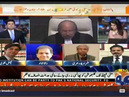 जाधव मामला: ICJ में हारने के बाद पाक में वकीलों की खिंचाई, पढ़िए पाकिस्तान के टीवी चैनल वाले क्या कह रहे हैं