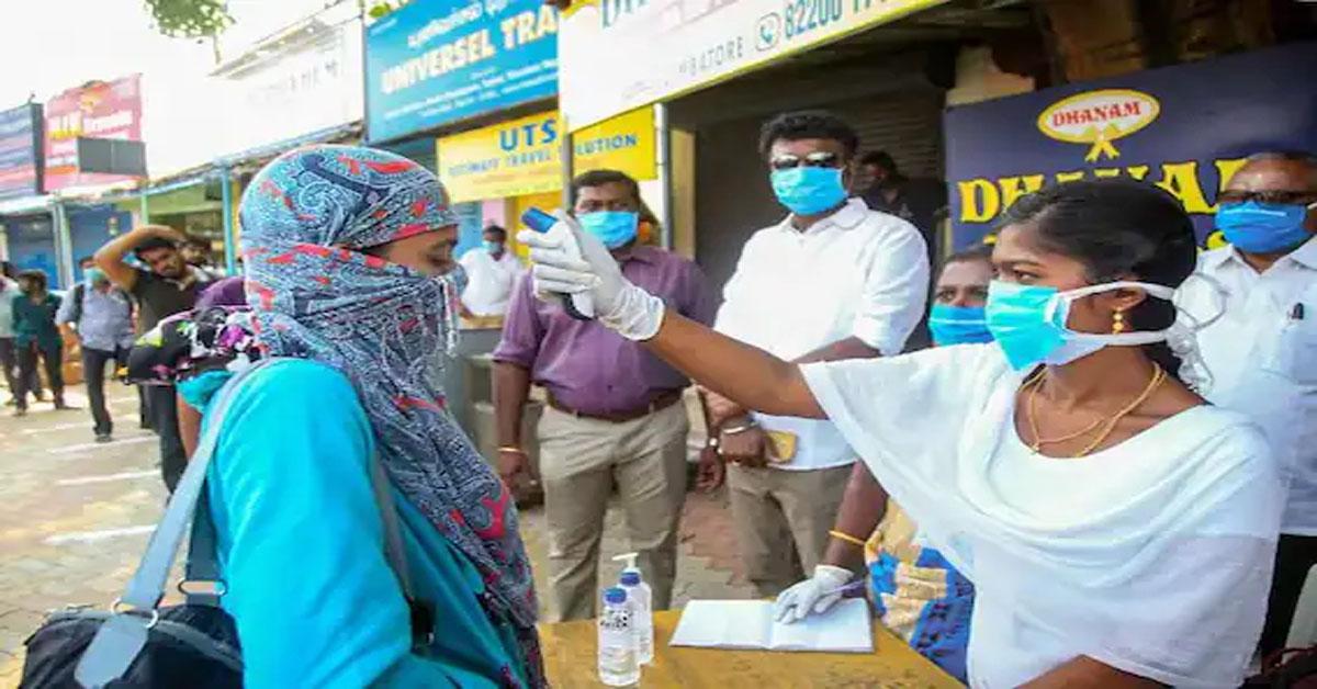 भारत में कोरोना विस्फोट : पिछले 24 घंटों में 1.52 लाख नए कोविड-19  मामले , 839 की मौत