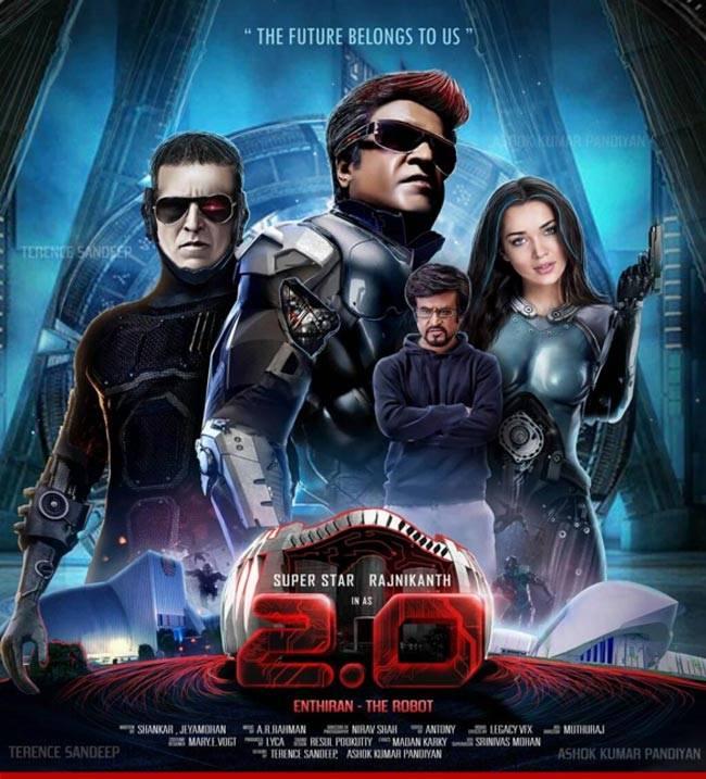 रजनीकान्त की फिल्म 2.0 का मेकिंग विडियों आया सामने, देखकर आप रह जाएंगे दंग