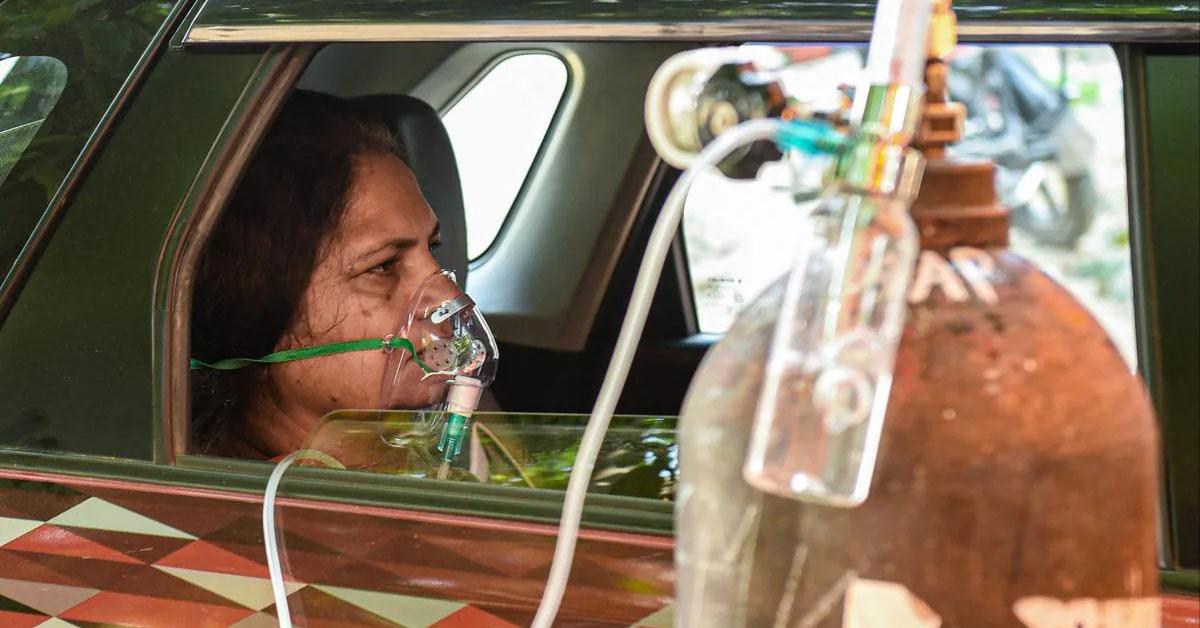 भारत में पिछले 24 घंटे में 3,23,144 नए कोविड -19 केस, कोरोनावायरस से 2,771 की मौत