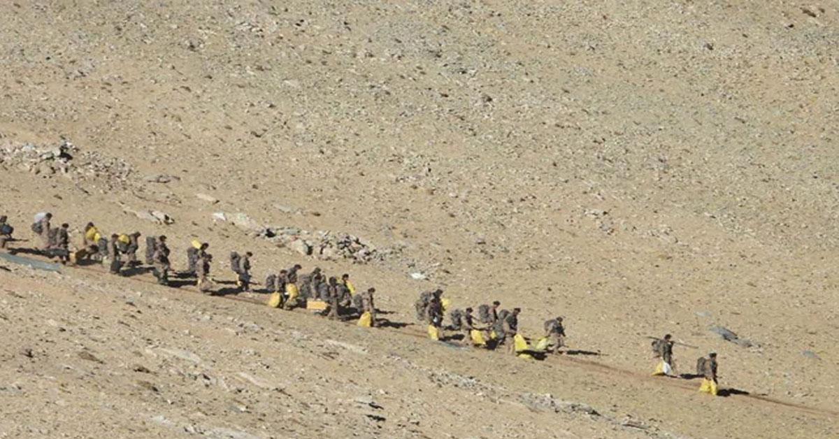 पूर्वी लद्दाख में भारत और चीन के सैनिकों के पीछे हटने पर अमेरिका की बारीक नजर, कही ये बात