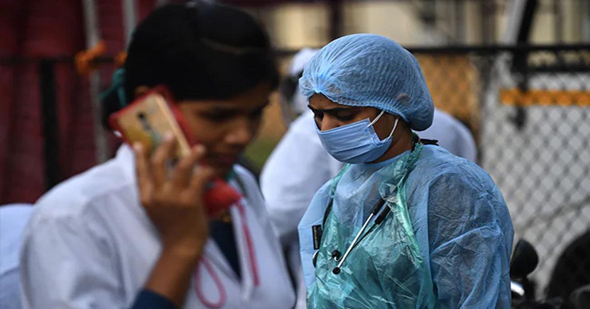 भारत मे कोरोनावायरस के कुल केस 49.30 लाख हुए, पिछले 24 घंटे में दर्ज हुए 83,809 नए कोरोना केस