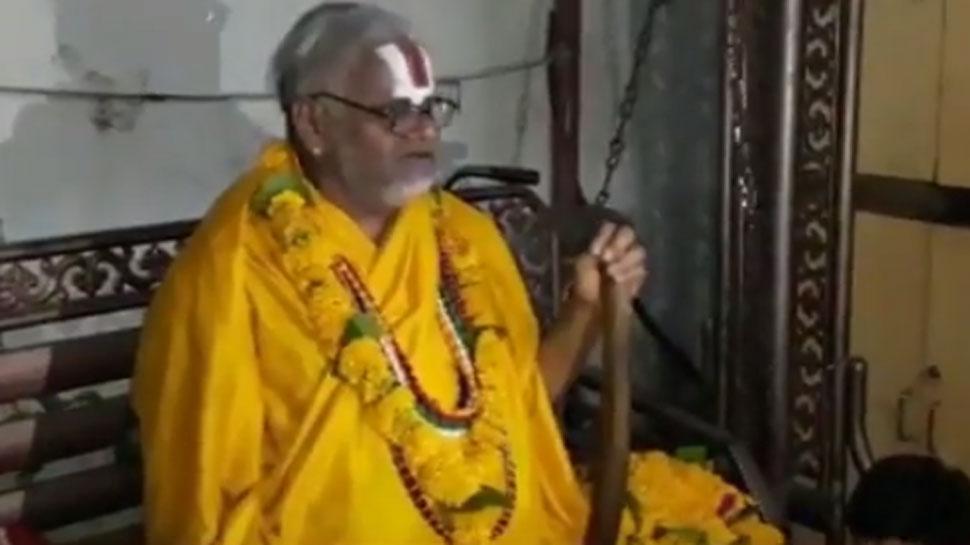 'राम रहीम' के बाद अब इस बाबा पर लगा रेप का आरोप