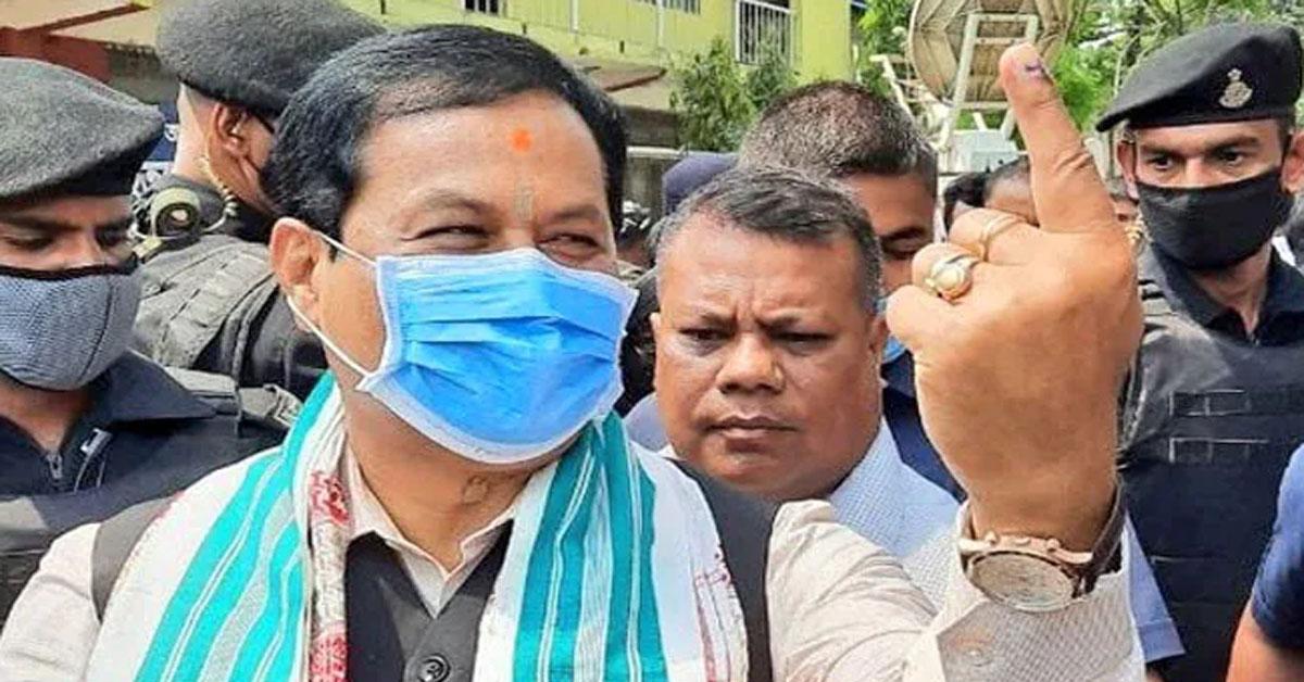 'आ रहे हैं सत्ता में...' : रुझानों में BJP की बढ़त देख गदगद हुए असम के मुख्यमंत्री सर्बानंद सोनोवाल