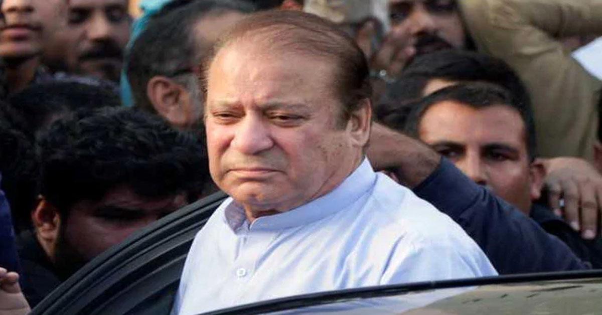 पाकिस्तान की अदालत ने नवाज शरीफ के खिलाफ गैरजमानती वारंट किया जारी