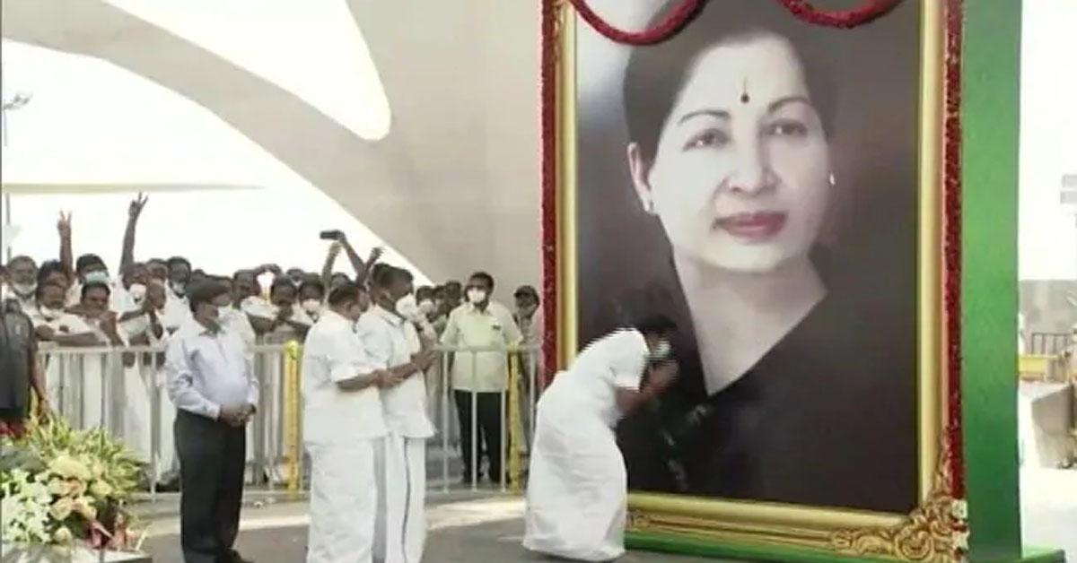 तमिलनाडु की पूर्व CM जयललिता की मौत की जांच को लेकर डीएमके  पहुंची सुप्रीम कोर्ट