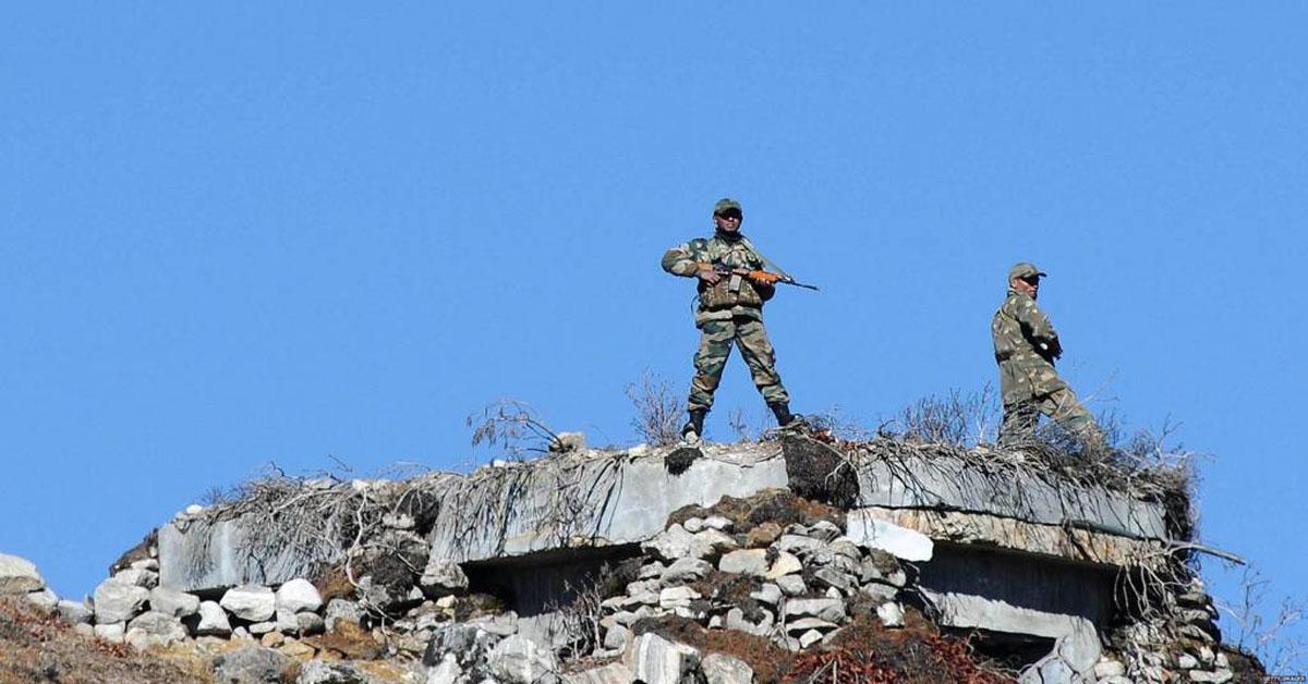 हिंसक झड़प के बाद चार भारतीय जवानों की हालत गंभीर